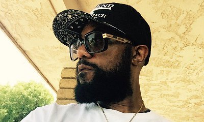 A Big Fight Involving Snoop Dogg's Bodyguard Breaks Out at Ricky Harris' Funeral