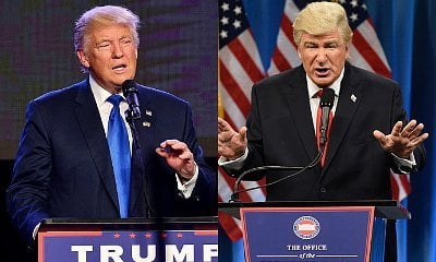Donald Trump Slams Alec Baldwin's Spoof of His Press Conference on 'Saturday Night Live'