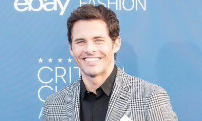 James Marsden Is Under Consideration to Join 'Green Lantern Corps' as Hal Jordan