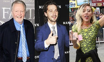 Jon Voight Accuses Shia LaBeouf and Miley Cyrus of Treason Amid Anti-Trump Protests