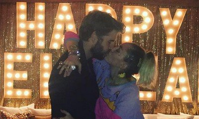 Miley Cyrus and Liam Hemsworth Secretly Wed on NYE? She Brags About Her 'In-Laws'
