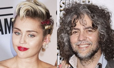 Miley Cyrus Sends BFF Wayne Coyne Photos of Herself Peeing Because She Is Miley Cyrus