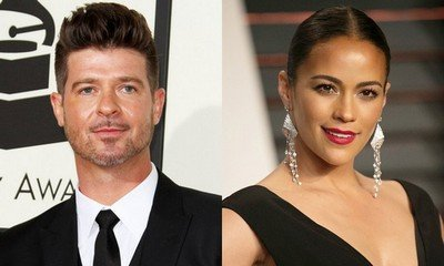 Robin Thicke Accused of Child Abuse in Nasty Custody War Against Paula Patton