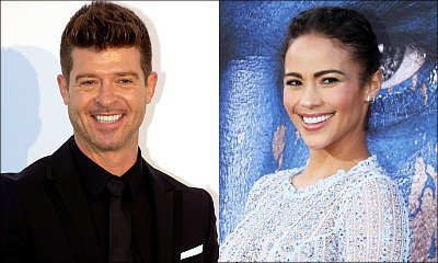 Robin Thicke Reportedly Cleared of Child Abuse Allegations Amid Paula Patton Custody Battle