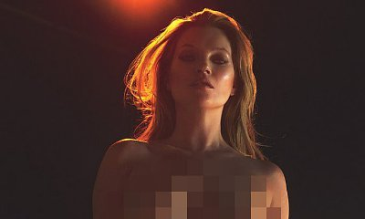Kate Moss Goes Fully Naked for W Magazine