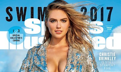 Kate Upton Basically Naked in Her Jaw-Dropping Covers for Sports Illustrated Swimsuit 2017