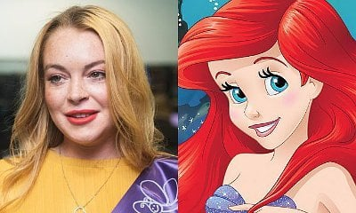 Lindsay Lohan Really Wants to Play Ariel in 'The Little Mermaid'