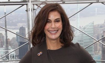 Teri Hatcher Teases Costume for Her Mysterious Role on 'Supergirl'