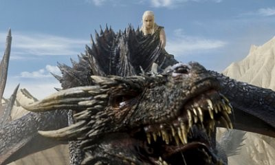 'Game of Thrones' Director Teases Biggest Dragons Yet in Season 7