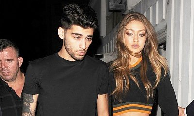 Gigi Hadid Spotted Wearing Emerald Ring on That Finger After Calling Zayn Malik the Love of Her Life