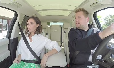 Watch James Corden and Victoria Beckham's Unique Love Story in 'Mannequin' Spoof