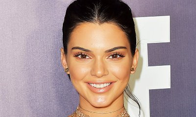 Kendall Jenner Strips Down to Racy Lingerie During Miami Photoshoot