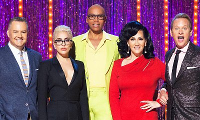 Lady GaGa Almost Makes 'RuPaul's Drag Race' Contestant Cry in New Photo