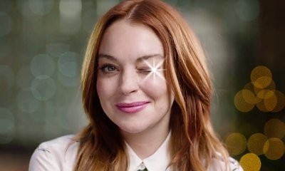 Lindsay Lohan in Leaked Trailer of 'Anti-Social Network': 'I'm Back, B*****s!'