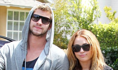 Miley Cryrus and Liam Hemsworth Build Playground at Malibu House - Is Baby on the Way?