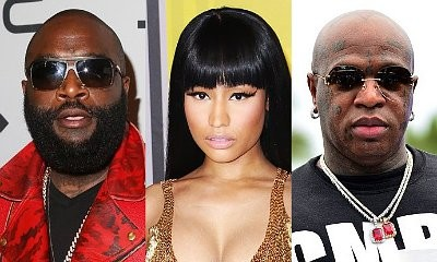 Rick Ross Disses Nicki Minaj and Birdman on New Album 'Rather You Than Me'