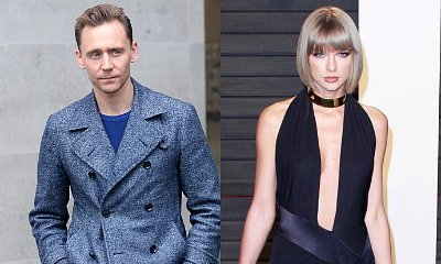 Tom Hiddleston Gets Riled Up Over Taylor Swift Question