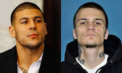 Aaron Hernandez Asked to Share Prison Cell With Alleged Gay Lover