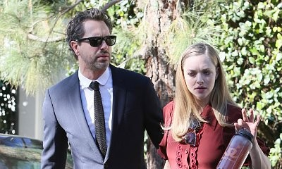Amanda Seyfried and Thomas Sadoski Step Out For the First Time Since Becoming Parents