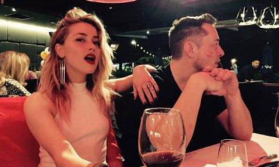 Amber Heard and Elon Musk Confirm Relationship With PDA Pictures