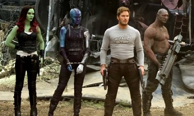 See the Bonding Between Characters in 'Guardians of the Galaxy Vol. 2' Featurette