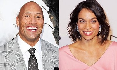 Will Dwayne Johnson and Rosario Dawson Join New 'Star Wars' Movie?