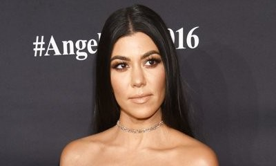 Kourtney Kardashian Shares Videos of Skinny-Dipping Session and Wild Twerking