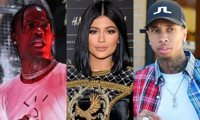 Paranoid Travis Scott Fears Kylie Jenner Is Just Using Him to Get Revenge on Tyga