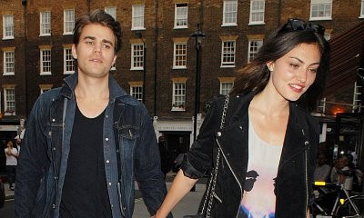 Phoebe Tonkin and Paul Wesley Enjoy Intimate Dinner - Back On?
