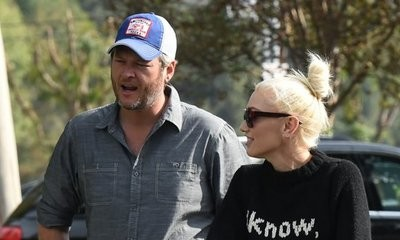 Blake Shelton Showers Gwen Stefani With 'Sweet Gifts' on Mother's Day Amid Split Rumors