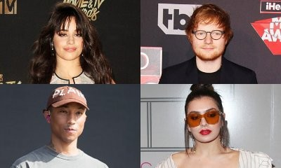 Camila Cabello Teams Up With Ed Sheeran, Pharrell and Charli XCX on Upcoming Album