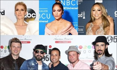 Celine Dion, J.Lo, Mariah Carey and Backstreet Boys Will Not Cancel Vegas Shows Despite ISIS Threat
