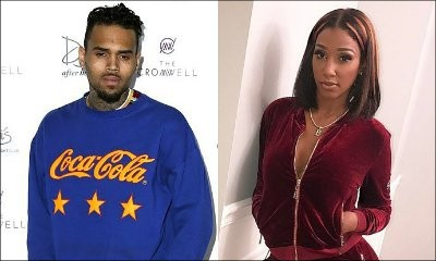 Chris Brown's 'Sliding' Into Bernice Burgos' DMs - Should T.I. Worry?