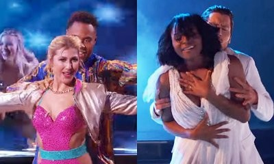 'Dancing with the Stars' Finale: Rashad Jennings and Normani Kordei Are Neck-and-Neck