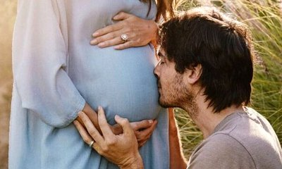 Ian Somerhalder and Nikki Reed Expecting First Child - See the Sweet Announcement