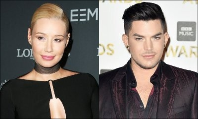 Iggy Azalea Addresses Feud With Adam Lambert: 'This Is Completely Entertainment'