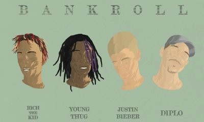 Justin Bieber Shows Off Rapping Skills on Diplo's New Banger 'Bank Roll'