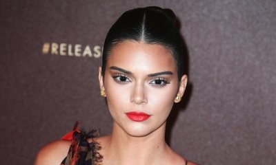 Ouch! Kendall Jenner Takes a Nasty Fall While Riding Her Bike