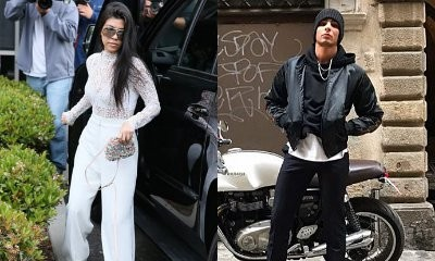 Kourtney Kardashian Never Gets Serious With Younes Bendjima as He's Just Her Fling