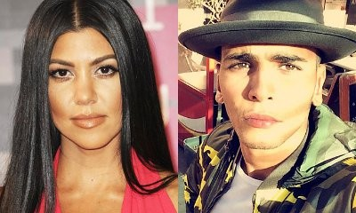 Kourtney Kardashian Spotted Caressing Shirtless Younes Bendjima While Soaking Up the Sun in Cannes