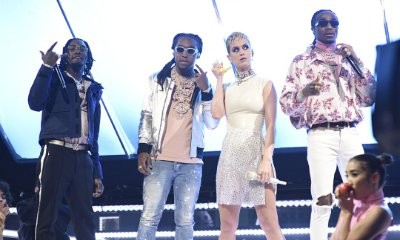 Migos 'Weren't Comfortable' Performing With Drag Queens During Katy Perry's Performance on 'SNL'