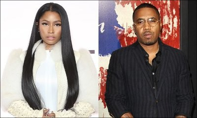 Nicki Minaj Finally Responds to Nas Dating Rumors: We've Had Sleepovers