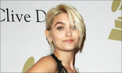 Paris Jackson Cozies Up to Mystery Man in Los Angeles