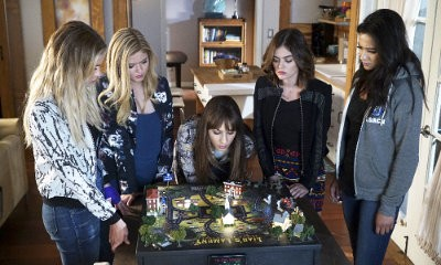 Get Sneak Peeks of 'Pretty Little Liars' Series Finale in These Photos