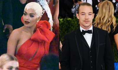 Rita Ora and Diplo Holding Hands at Met Gala After-Party 2017