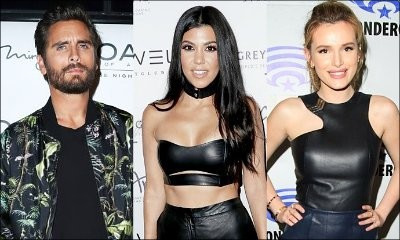 Scott Disick Hoping for 'Awkward Run-In' With Kourtney Kardashian During Outing With Bella Thorne