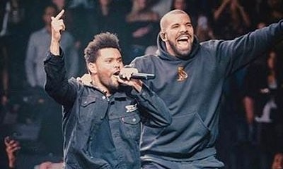 The Weeknd Teams Up With Drake to Perform 'Crew Love' at Toronto Show for the First Time in 3 Years