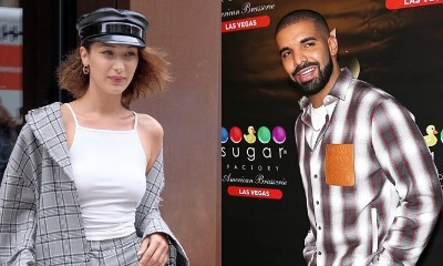 Bella Hadid Spotted Partying With Drake in Los Angeles. Are They Dating?