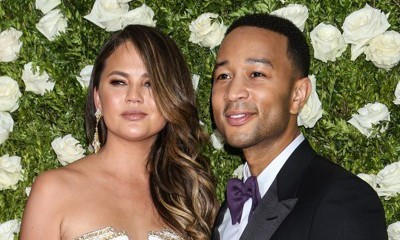 Here's Why Chrissy Teigen Will Never Do Doggy Style Again With John Legend