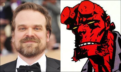 David Harbour Discusses His Take on Hellboy in 'Hellboy: Rise of the Blood Queen'